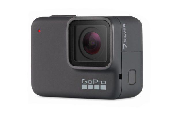 GoPro показала три новых экшн-камеры Hero7